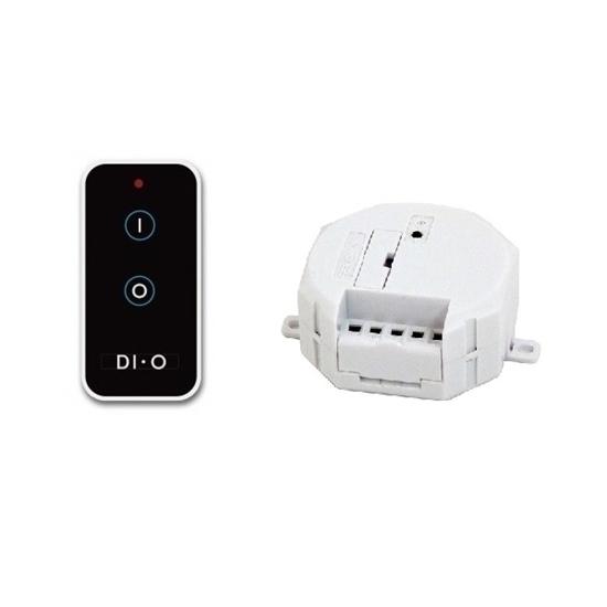 Picture of Pack mini comando 1 canal + modulo de estores 500W