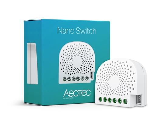 Picture of Nano Switch com Medição de Consumo