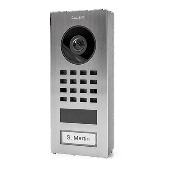 Picture of D1101V - DoorBird IP Video Door Station Surface-mount